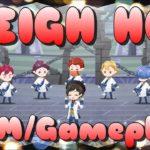 【ツイステッドワンダーランド】HEIGH HO! ~ Royal Sword Academy RHYTHMIC GAMEPLAY