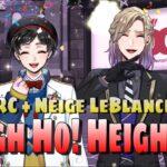 【ツイステ】NRC and Neige LeBlanche Sing Heigh-Ho!【ツイステッドワンダーランド】