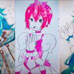 Twisted Wonderland Drawing  – ツイステ イラスト –    painting ツイステ #87