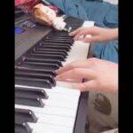 【ツイステ】肉の至福BGMをピアノで少しだけ弾いてみた【耳コピアレンジ】