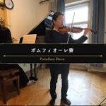 【ツイステ 】ポムフィオーレ寮BGM フルver. 【耳コピーで弾いてみた】ヴァイオリン & グランドピアノ ⚠️一部ネタバレを含む可能性がございます。ご注意ください⚠️