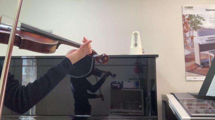 【ツイステ】【Twisted Wonderland】薔薇を赤く塗る時のBGMバイオリンで演奏してみた【violin cover】
