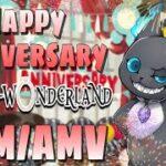 【ツイステ】Happy Anniversary BGM/AMV【ツイステッドワンダーランド】