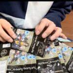 【ツイステッドワンダーランド】メタルカード開封!