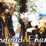 [Twisted Wonderland MMDツイステ]  Undead Enemy/アンデッドエネミー [Savanaclaw/サバナクロー]