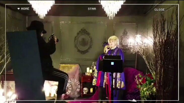 [COS VLOG💜] 트위스테 빌 셴하이드 / 스튜디오 촬영 / ディズニー ツイステッドワンダーランド