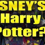 Is this Disney Harry Potter? | Disney's Twisted Wonderland