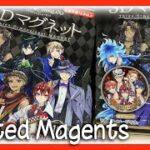 Twisted Wonderland 3D Magnets [Kiwi In Japan 123]