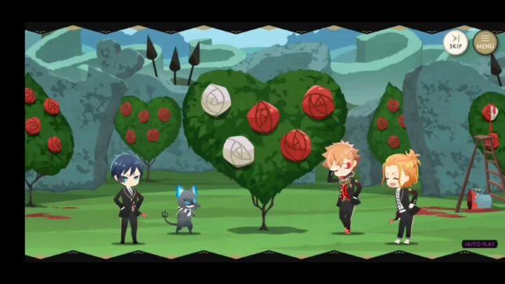 animation game Android iOS Disney Twisted-Wonderland ツイステッドワンダーランド rhythm #02